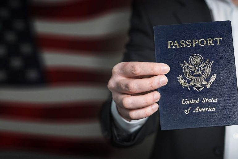 US Passport Status